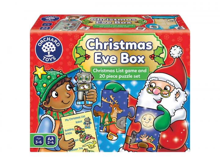 Christmas Eve box from Orchard Toys