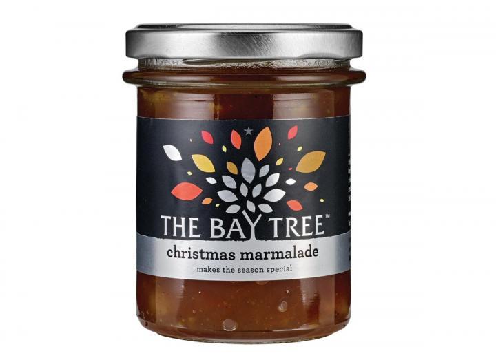 Christmas marmalade made by The Bay Tree