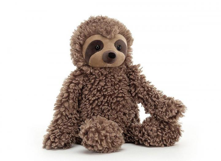 Cicero sloth cuddly toy from Jellycat