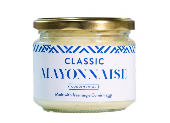 Condimental's classic Cornish mayonnaise