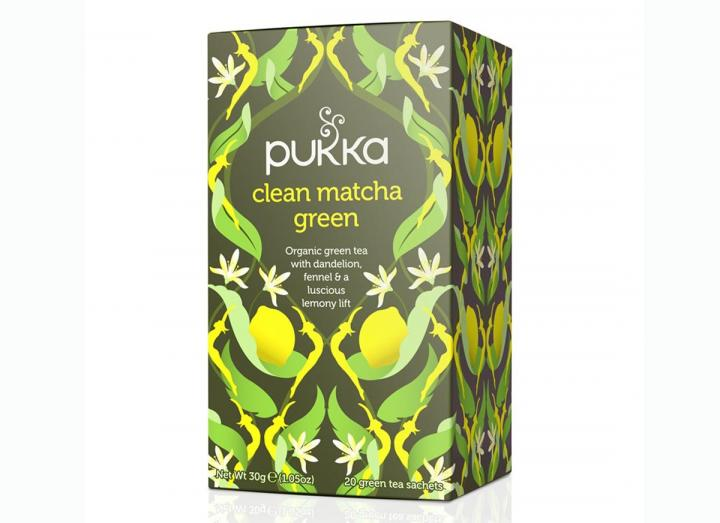 Pukka clean matcha green tea