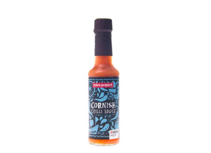 Cornish chilli sauce
