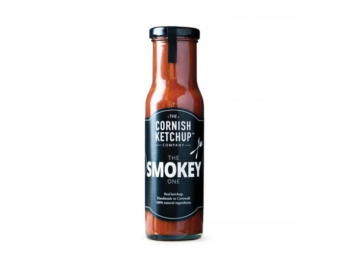 Smokey tomato ketchup from The Cornish Ketchup Company