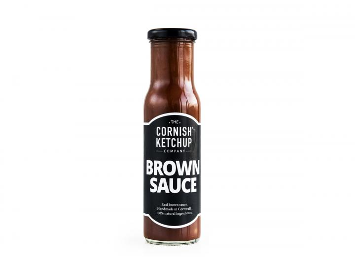 The Cornish Ketchup Company brown sauce