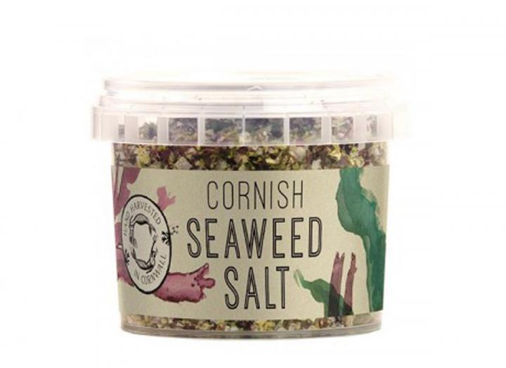 Cornish seaweed salt from The Cornish Seaweed Company