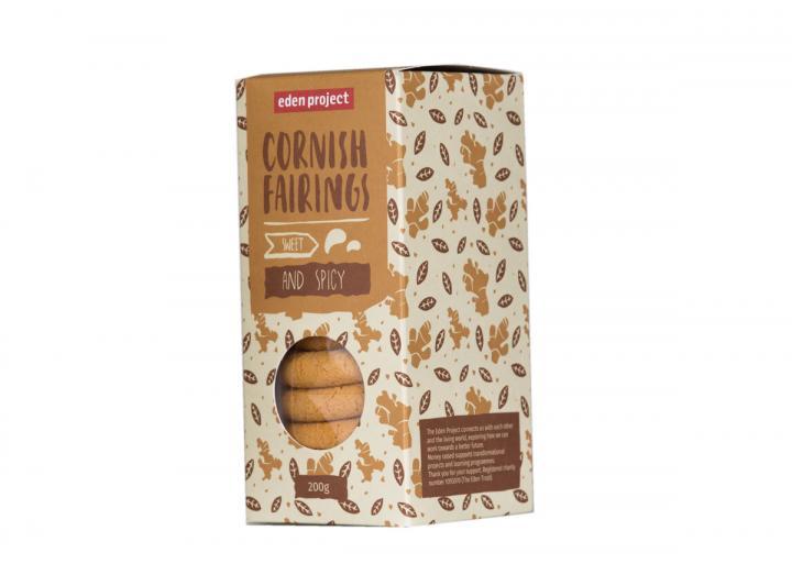 Cornish ginger fairings
