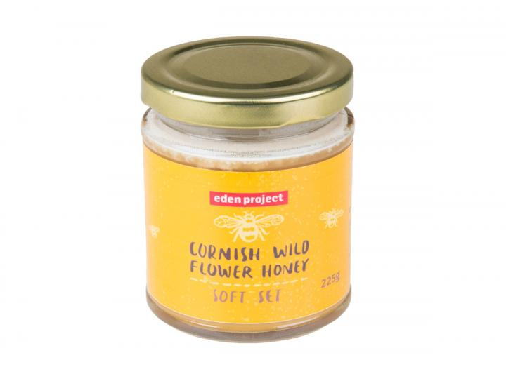 Cornish wildflower soft set honey 225g