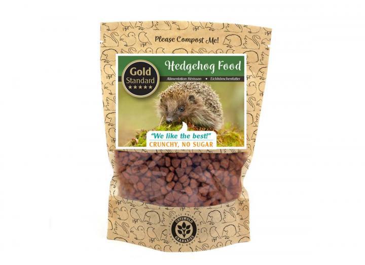 Cotswold Granaries hedgehog food from Wildlife World