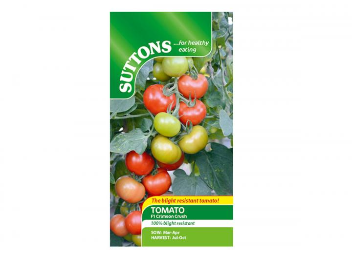 Crimson crush tomato seeds