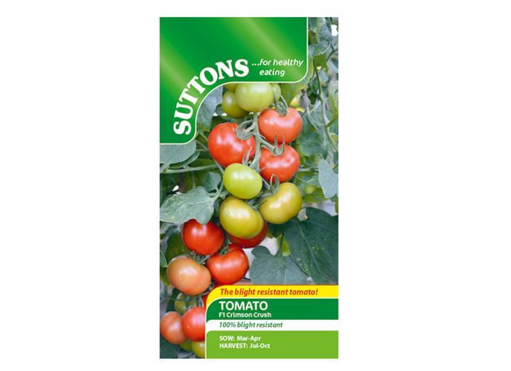 Crimson crush tomato seeds