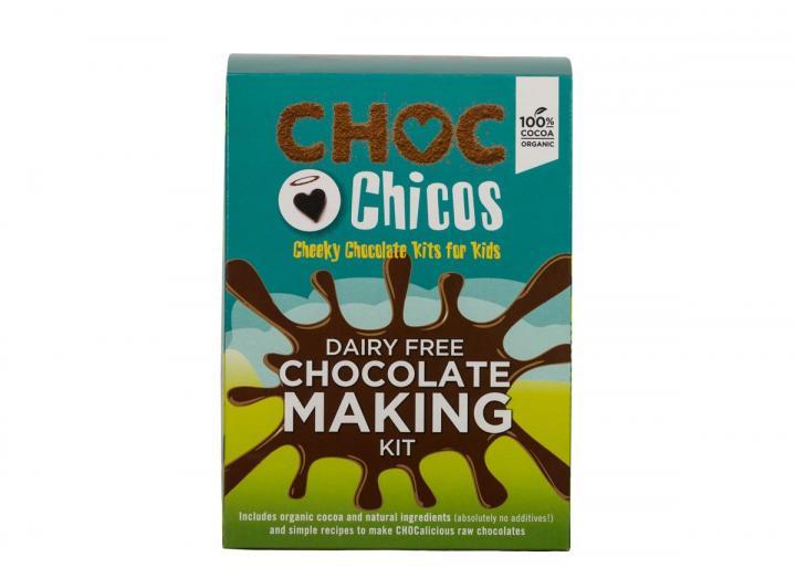 Dairy free chocolate making kit for kids