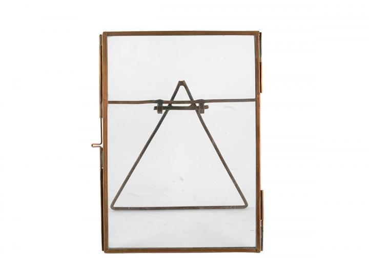 Danta antique copper photo frames