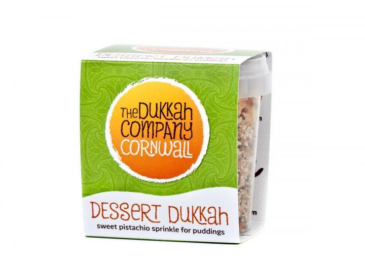 Dessert dukkah from The Dukkah Company Cornwall