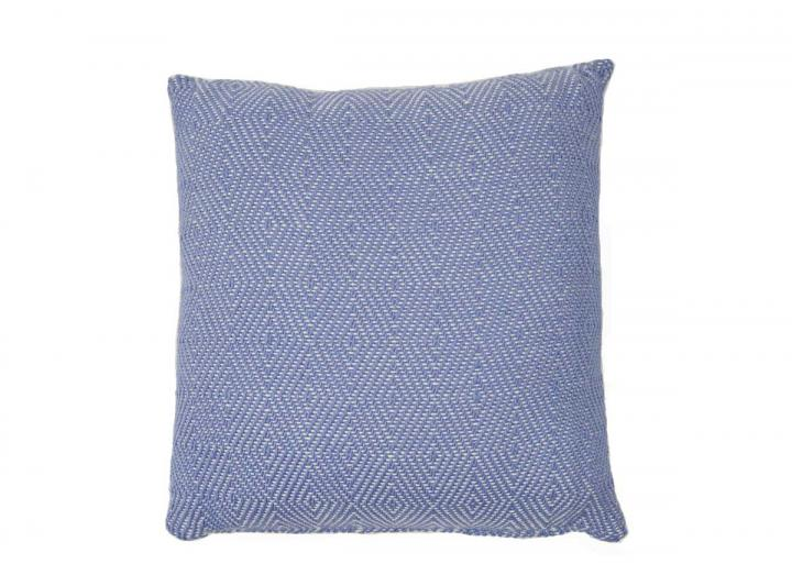 Diamond cushion in cobalt from Weaver Green