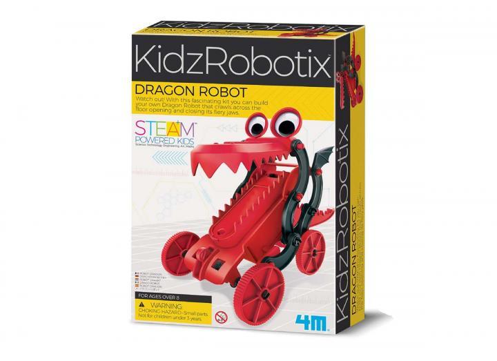 Dragon Robot science kit