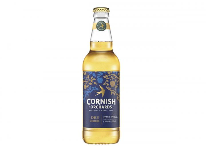 Cornish Orchards dry cider 500ml