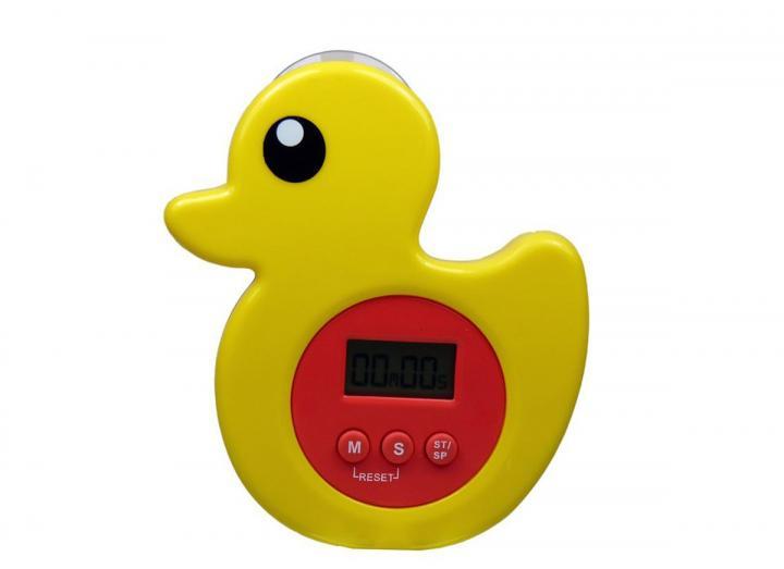 Ecosavers duck shower timer