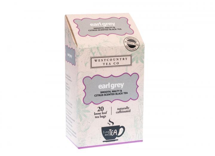 Westcountry Tea Co. Earl Grey Tea 20 tea bags 50g