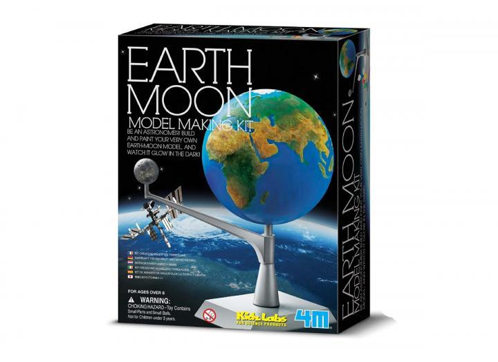 Earth Moon model making kit