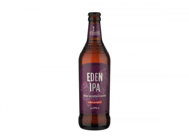 Eden IPA from St Austell Brewery