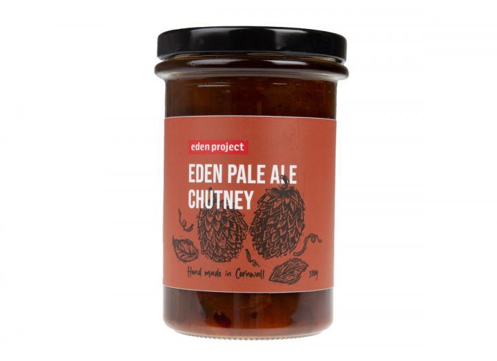Eden Project eden pale ale chutney 300g