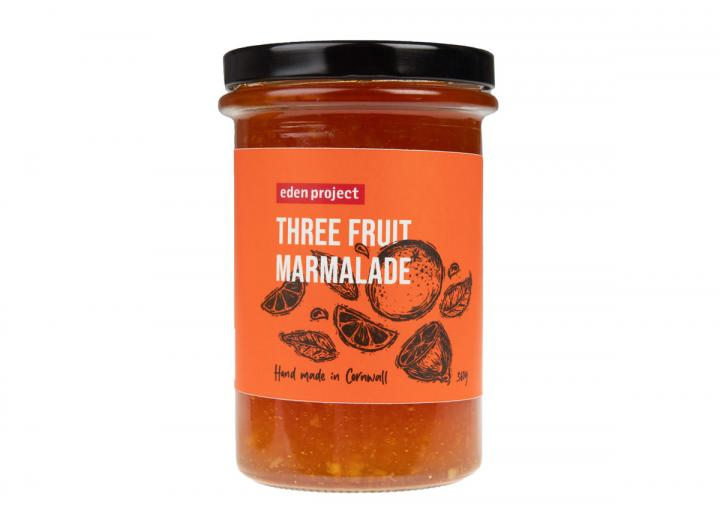Eden Project three fruit marmalade 360g