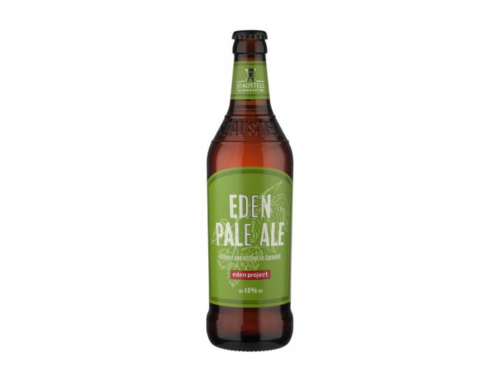 Eden pale ale from St Austell Brewery
