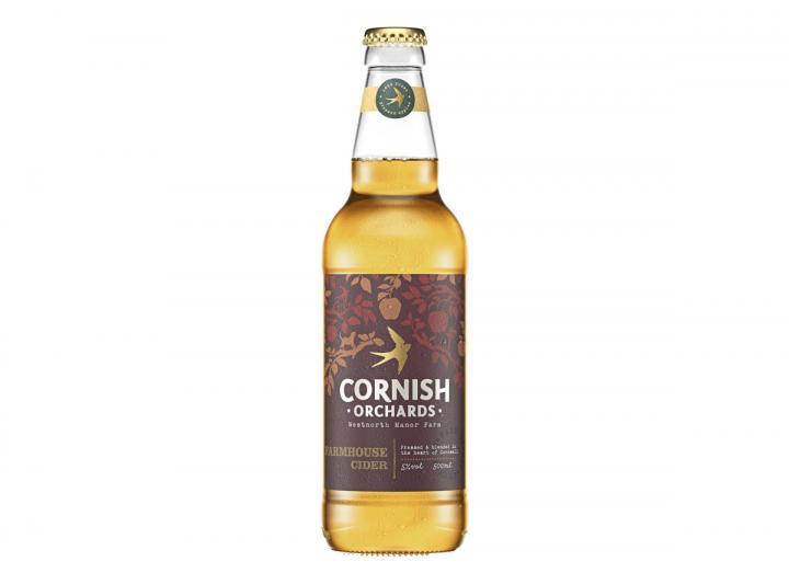 Cornish Orchards farmhouse cider 500ml