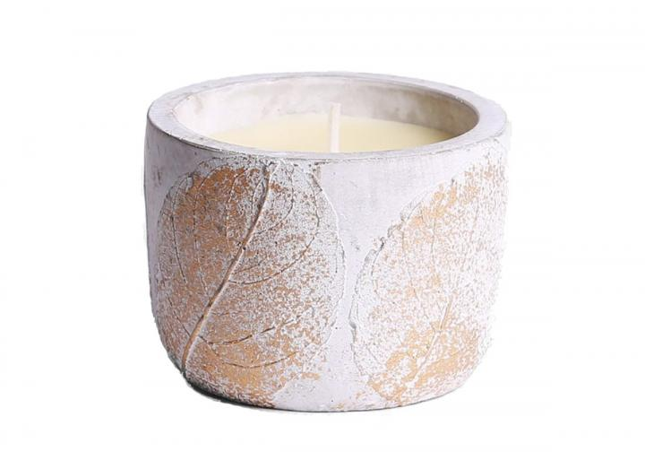 Fig, Garden of Eden Scented Small Pot Candle