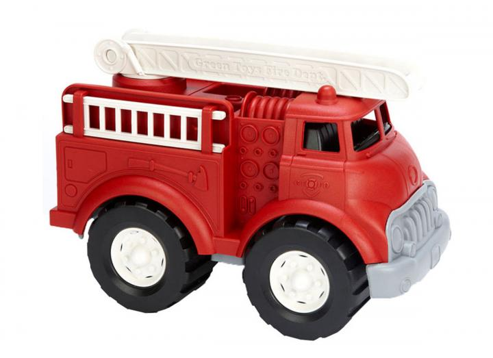 Fire truck recycled plastic