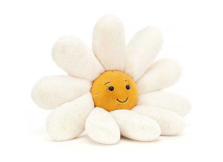 Fleury daisy cuddly toy from Jellycat