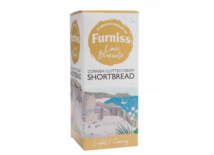 Furniss Cornish Clotted Cream Shortbread 200g
