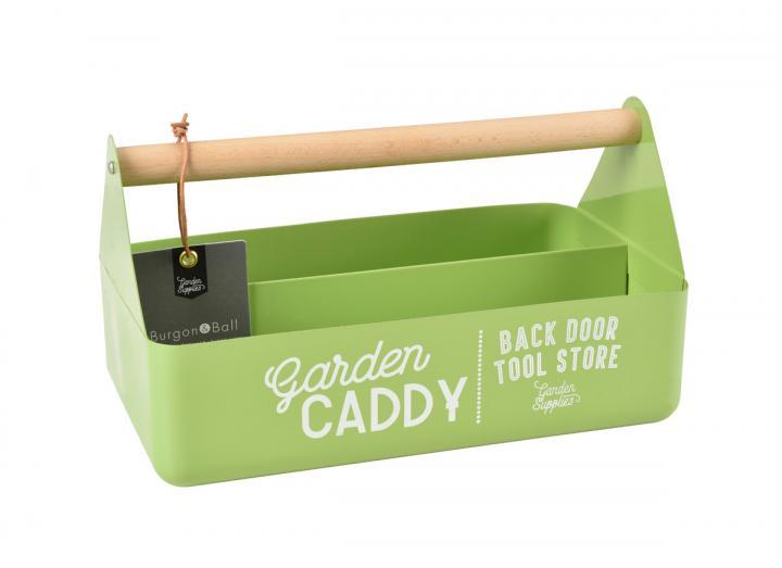 Garden Caddy in gooseberry from Burgon & Ball