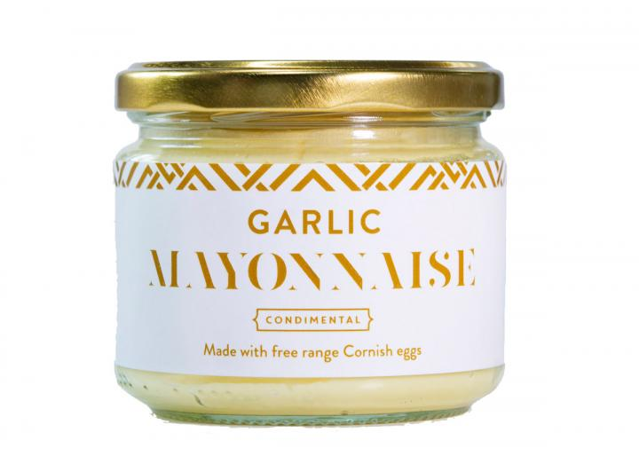 Condimental's Cornish garlic mayonnaise