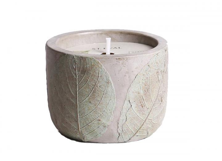 Geranium, Garden of Eden Scented Small Pot Candle