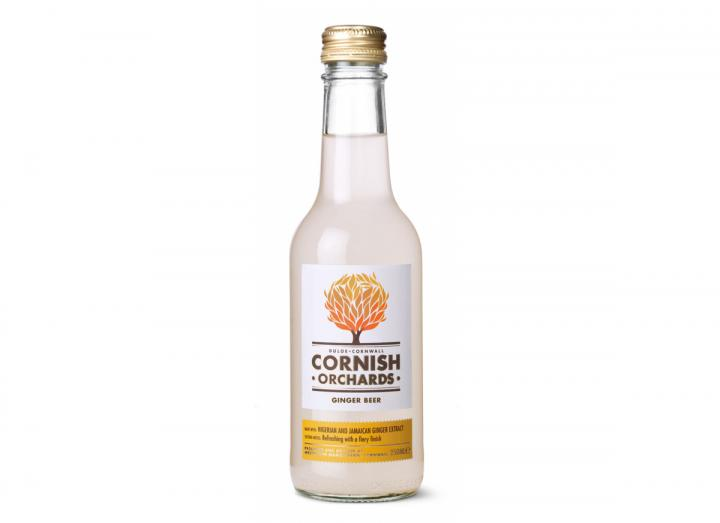 Cornish Orchards ginger beer 250ml