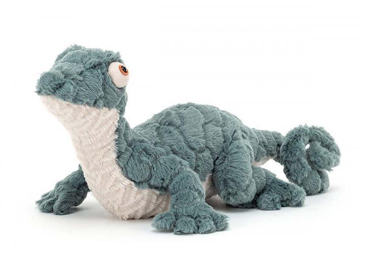 Gorka Gecko cuddly toy from Jellycat