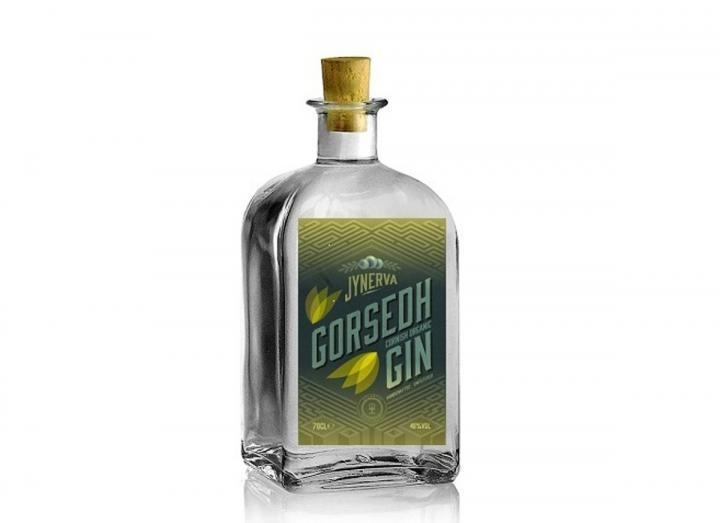 Gorsedh Cornish organic gin