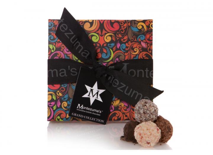 Montezuma's grand truffle collection