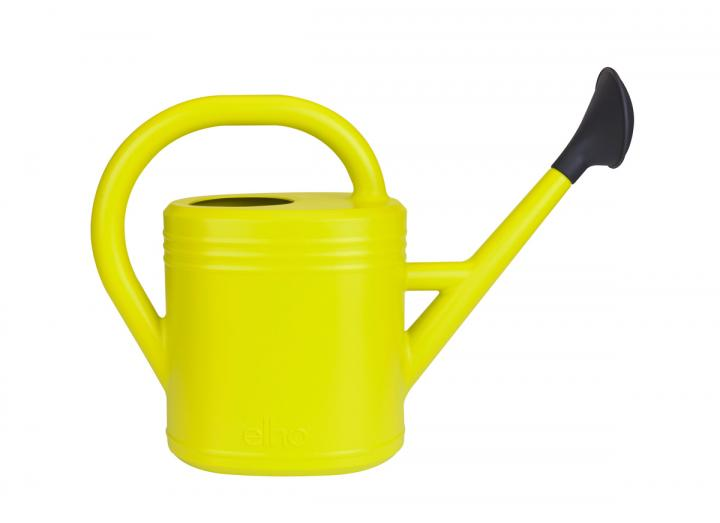 Green Basics 10L watering can in Lime Green from Elho