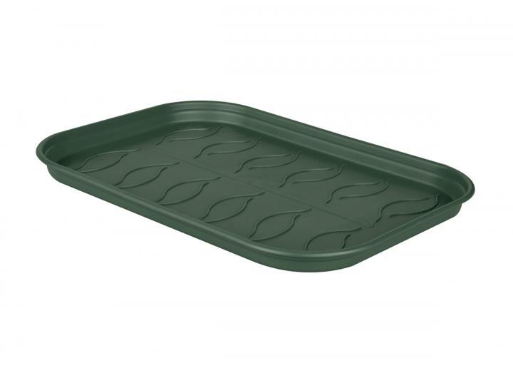 Green Basics small grow tray saucer from Elho