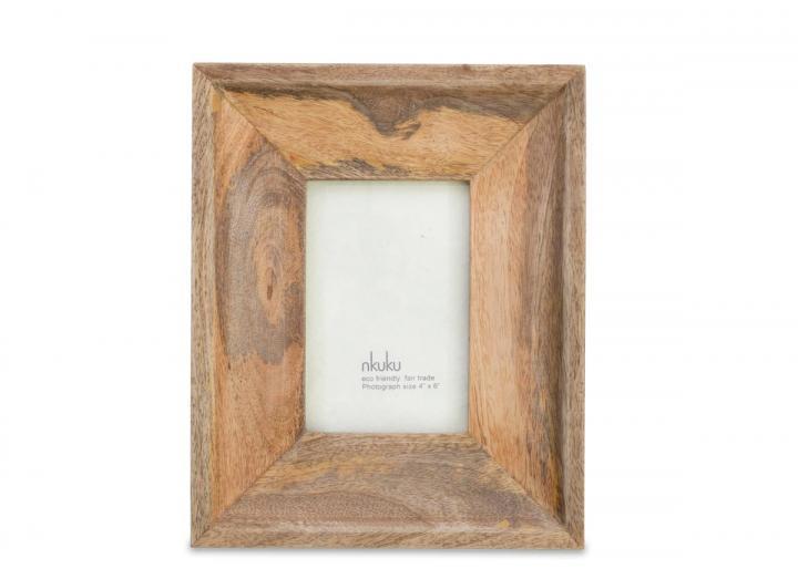 Habibi mango wood frame