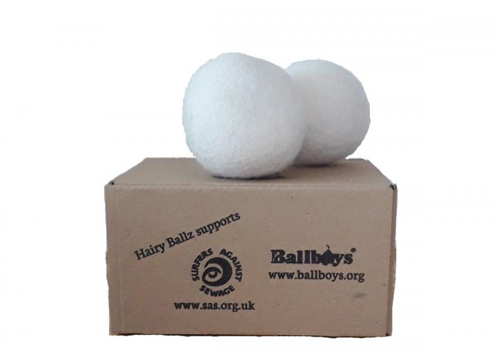 Hairy Ballz - microplastic reduction
