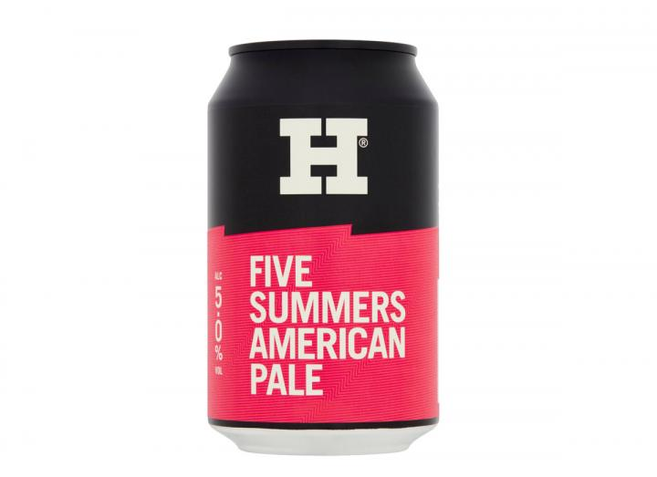 Harbour Brewing Company Five Summers APA 330ml