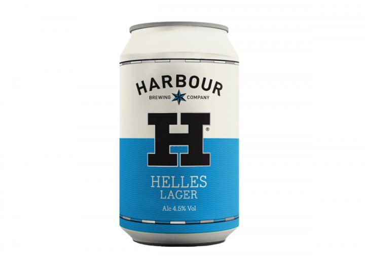 Harbour Brewing Company Helles Lager 330ml