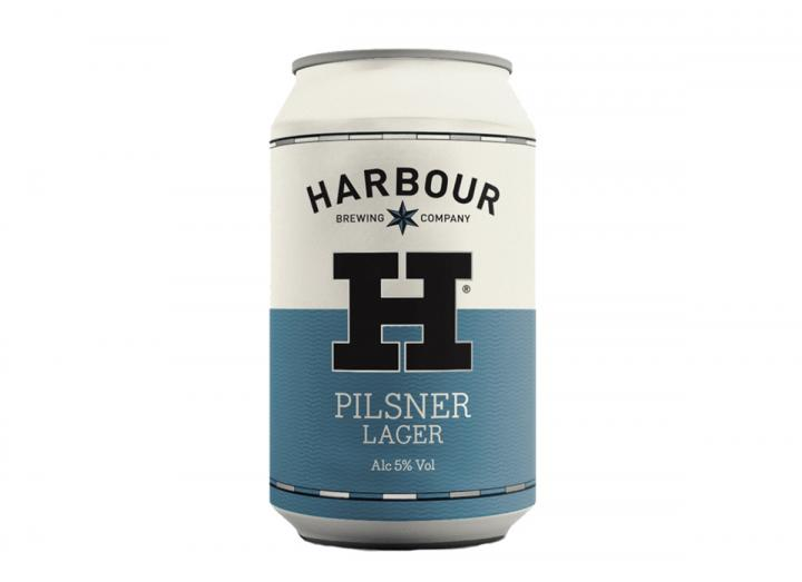 Harbour Brewing Company Pilsner Lager 330ml