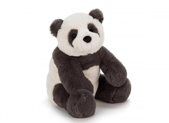 Medium Harry panda cub cuddly toy from Jellycat