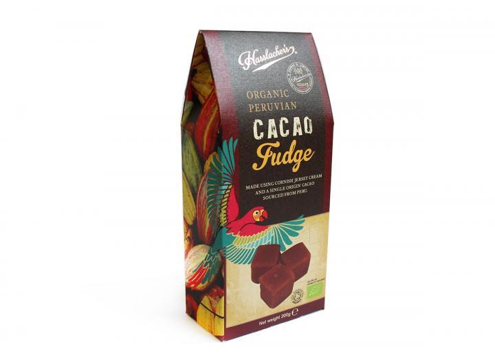 Hasslachers organic cacao fudge