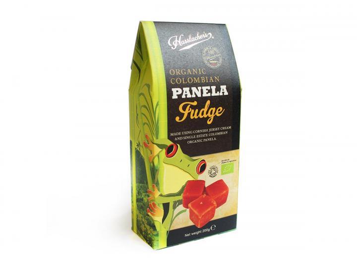 Hasslachers organic panela fudge