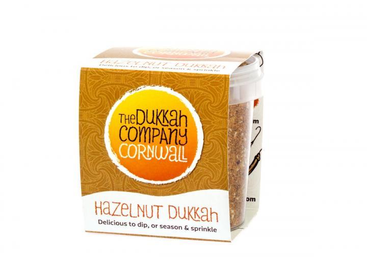 Hazelnut dukkah from The Dukkah Company Cornwall